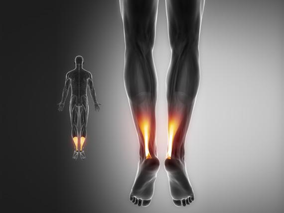 9acd7de8 Legg, ankel og fot - Ålesund kiropraktor og svimmelhetsklinikk