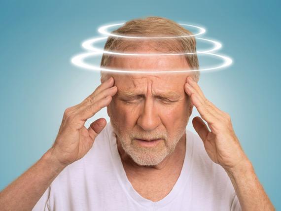 Akutt hørselstap og svimmelhet